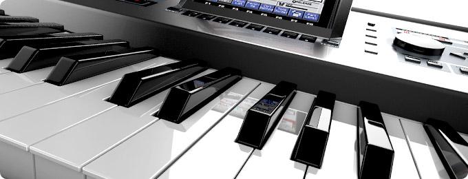 Keyboardunterricht in Frankfurt - Cream Music School