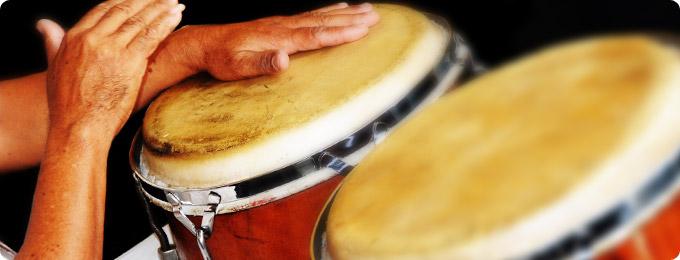 Percussionunterricht in Frankfurt - Cream Music School