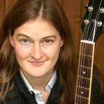 Unsere Gitarrenlehrerin: Katrin Zurborg