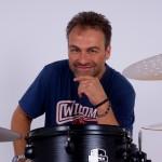 Unser Percussionlehrer: Anselm Wild